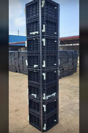 Concrete Adjustable Square Pillar   Building Materials for sale in Greater Accra, Agbogbloshie