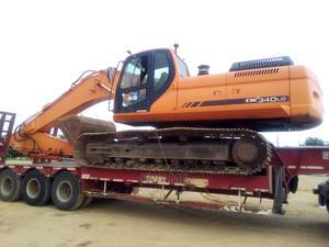 Doosan 340LC. 2007   Heavy Equipment for sale in Western Region, Wassa West