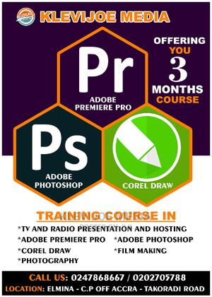 Learn Video Editing And Graphic Designing | Photography & Video Services for sale in Central Region, Komenda/Edina/Eguafo/Abirem Municipal