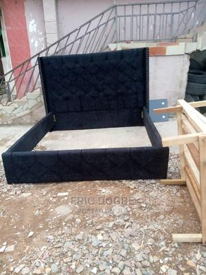 Beauty Double Bedframe   Furniture for sale in Greater Accra, Alajo