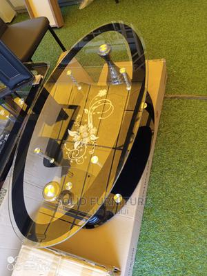 Black Glass Table | Furniture for sale in Greater Accra, Adabraka
