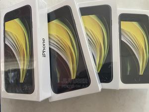 New Apple iPhone SE (2020) 64 GB Black   Mobile Phones for sale in Greater Accra, Tema Metropolitan