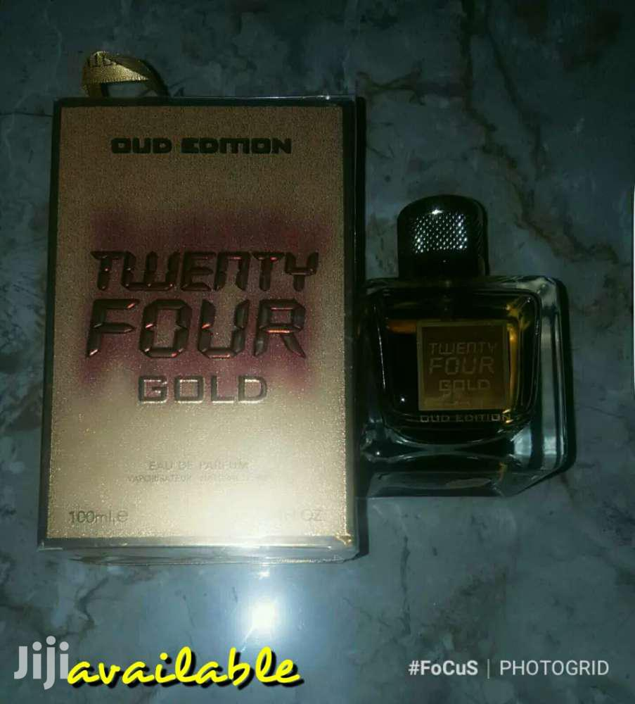 TWENTY FOUR GOLD OUD EDITION PERFUME | Fragrance for sale in Korle Gonno, Greater Accra, Ghana
