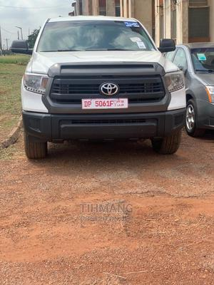 Toyota Tundra 2015 White   Cars for sale in Greater Accra, Kaneshie
