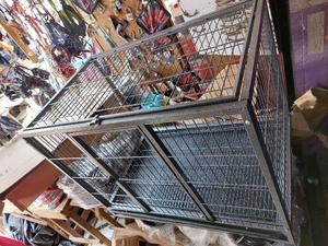Metalic Dog Cage | Pet's Accessories for sale in Greater Accra, Accra Metropolitan