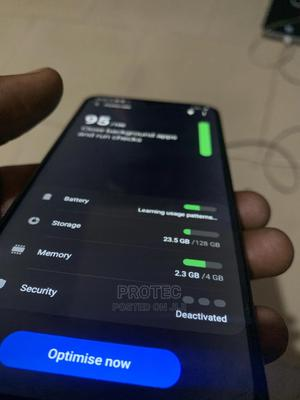 New Samsung Galaxy A12 128 GB Black   Mobile Phones for sale in Brong Ahafo, Sunyani Municipal