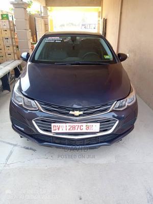 Chevrolet Cruze 2017 LT Auto Black | Cars for sale in Central Region, Awutu Senya East Municipal