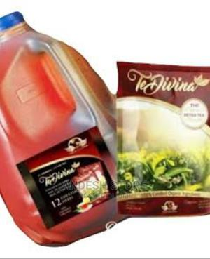 Tedivina Detox Tea for Flat Tummy/Weight Loss Treatment | Vitamins & Supplements for sale in Greater Accra, Accra New Town