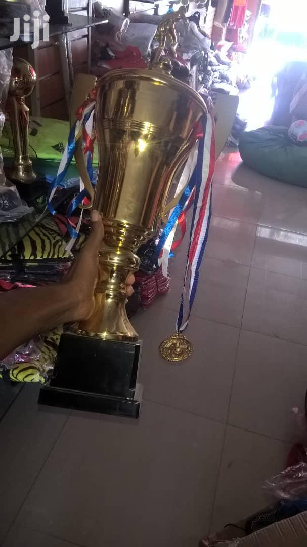 Archive: Soccer Football Trophy Cup