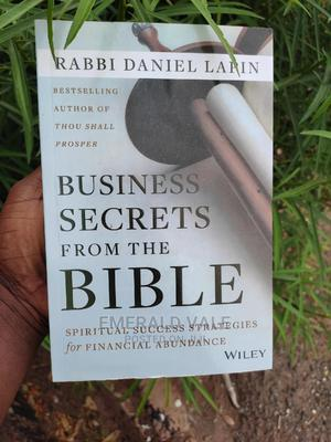 Business Secrets From The Bible   Books & Games for sale in Greater Accra, Airport Residential Area