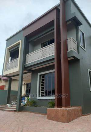4bdrm Mansion in Acp Pokuase for Sale | Houses & Apartments For Sale for sale in Greater Accra, Pokuase