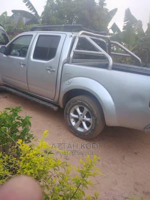 Nissan Navara 2009 Silver   Cars for sale in Greater Accra, Ga South Municipal