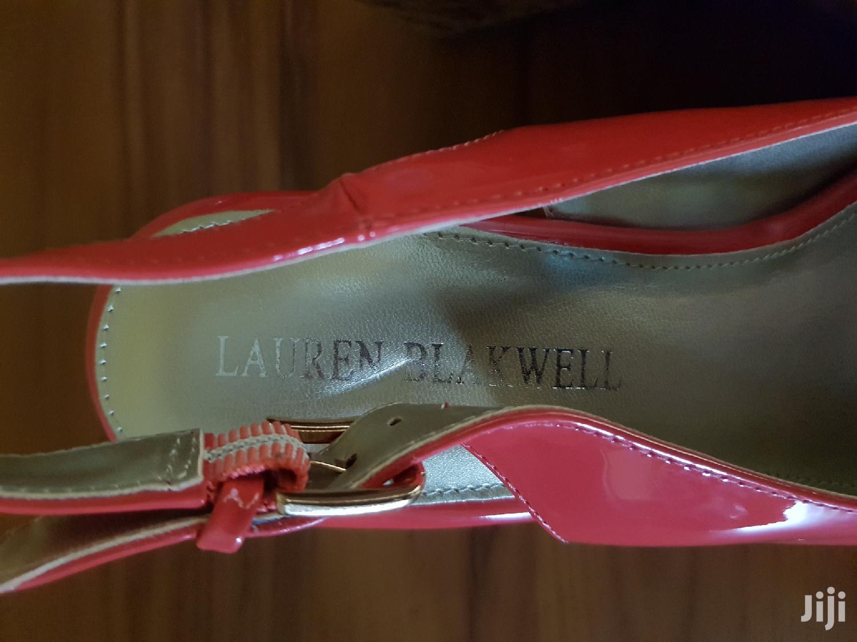 Archive: Lauren Blackwell Shoe