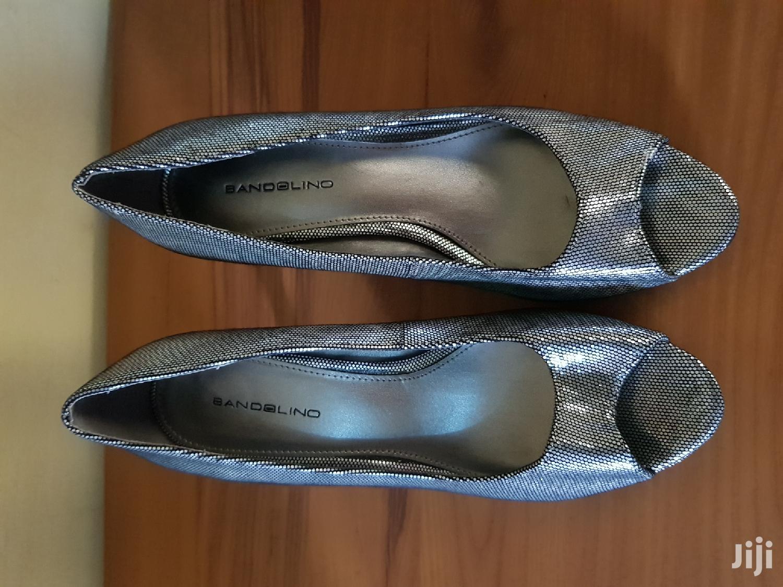 Archive: Bandolino Silver Shoe