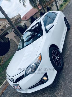 Toyota Camry 2013 White   Cars for sale in Greater Accra, Spintex