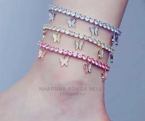 Butterfly Bracelet/Anklets | Jewelry for sale in Greater Accra, Dansoman