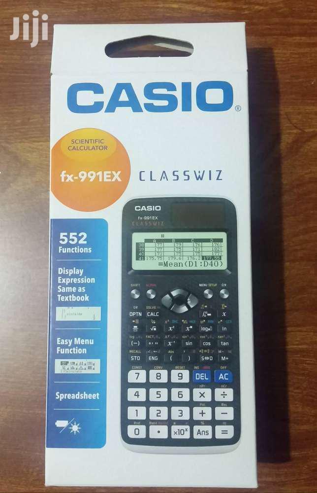 Casio Clssswiz Fx-991es Scientific Calculator