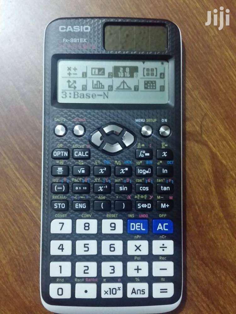Archive: Casio Clssswiz Fx-991es Scientific Calculator