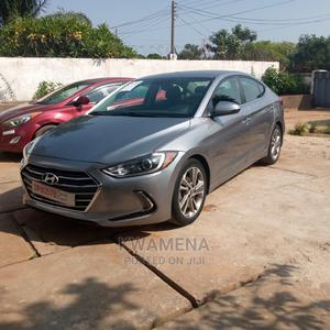 Hyundai Elantra 2017 Gray   Cars for sale in Greater Accra, Achimota