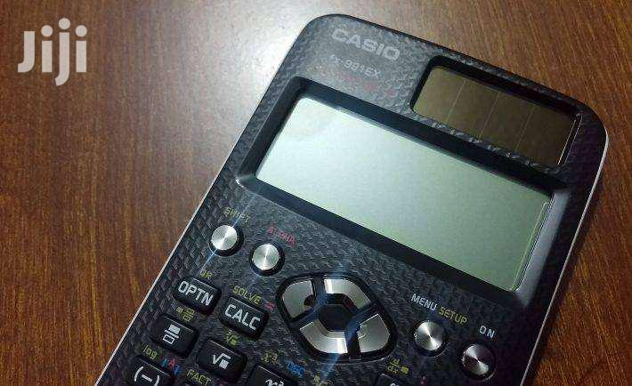 Casio Clssswiz Fx-991es Scientific Calculator   Stationery for sale in Roman Ridge, Greater Accra, Ghana