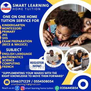 Home Tuition | Classes & Courses for sale in Greater Accra, Ga East Municipal
