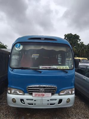 Hyundai Bus Blue | Buses & Microbuses for sale in Greater Accra, Achimota