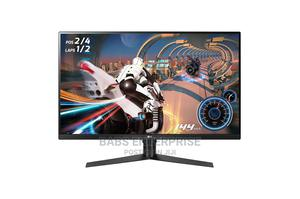"""LG 32"""" Ultragear QHD Gaming Monitor With Freesynctm +1   Computer Monitors for sale in Greater Accra, Accra Metropolitan"""