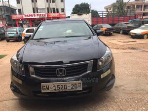 Honda Accord 2009 2.0i Automatic Black | Cars for sale in Greater Accra, Dansoman