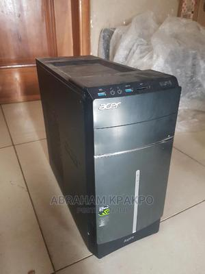 Desktop Computer Acer Aspire TC-605 12GB Intel Core I7 HDD 2T   Laptops & Computers for sale in Greater Accra, Ablekuma