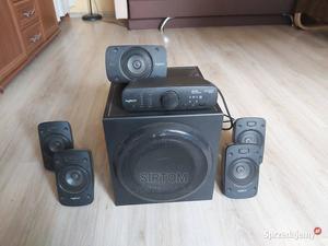 Logitech Z906 5.1 Speakers 1000 Watts of Powerful Audio   Audio & Music Equipment for sale in Ashanti, Kumasi Metropolitan