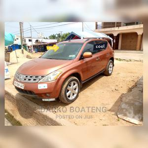 Nissan Murano 2009 S 4WD Brown   Cars for sale in Greater Accra, Accra Metropolitan