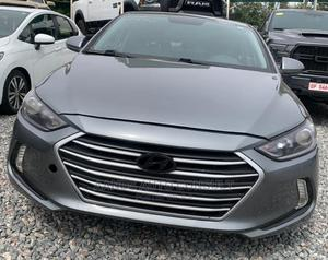 Hyundai Elantra 2017 Gray   Cars for sale in Greater Accra, Accra Metropolitan