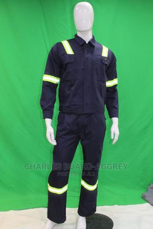 Overall, Coverall With Reflectors | Safetywear & Equipment for sale in Greater Accra, Nungua