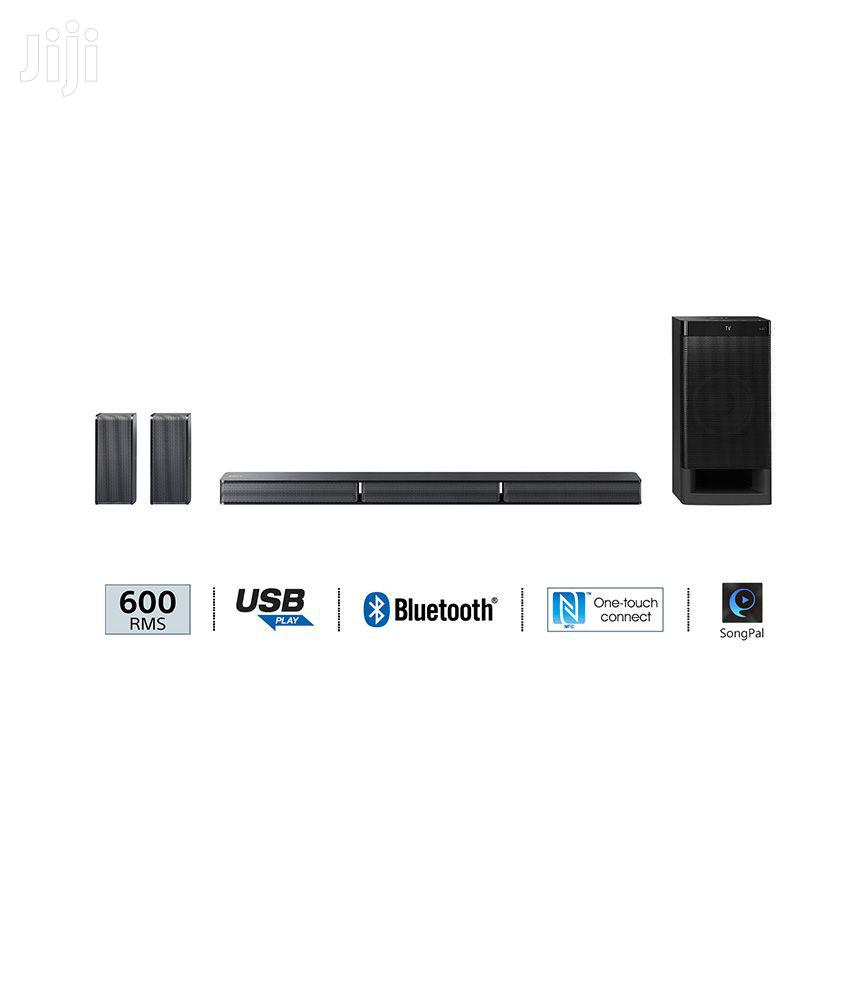 Sony HT-RT3 600w Real 5.1ch Dolby Digital Soundbar Home Theater System   Audio & Music Equipment for sale in Roman Ridge, Greater Accra, Ghana