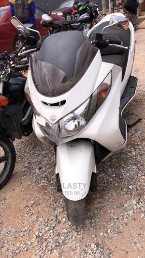 Suzuki Burgman 2020 White | Motorcycles & Scooters for sale in Central Region, Awutu Senya East Municipal