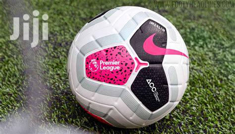 Nike Merlin Soccer/Footballing Ball