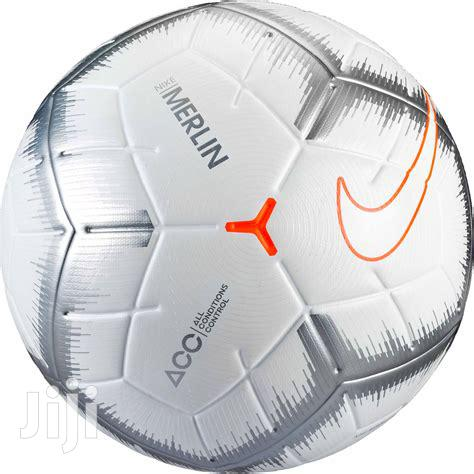Nike Merlin Soccer/Footballing Ball | Sports Equipment for sale in Korle Gonno, Greater Accra, Ghana
