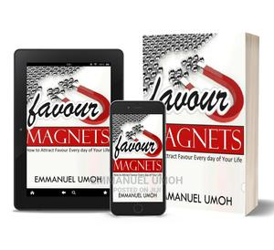 The Inspirational Ebook; FAVOUR MAGNETS   Classes & Courses for sale in Greater Accra, Spintex