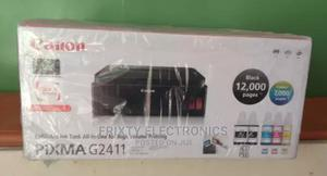 Advanced Canon Pixma G2411 Print Scan Copy Ink Printer   Printers & Scanners for sale in Greater Accra, Accra Metropolitan