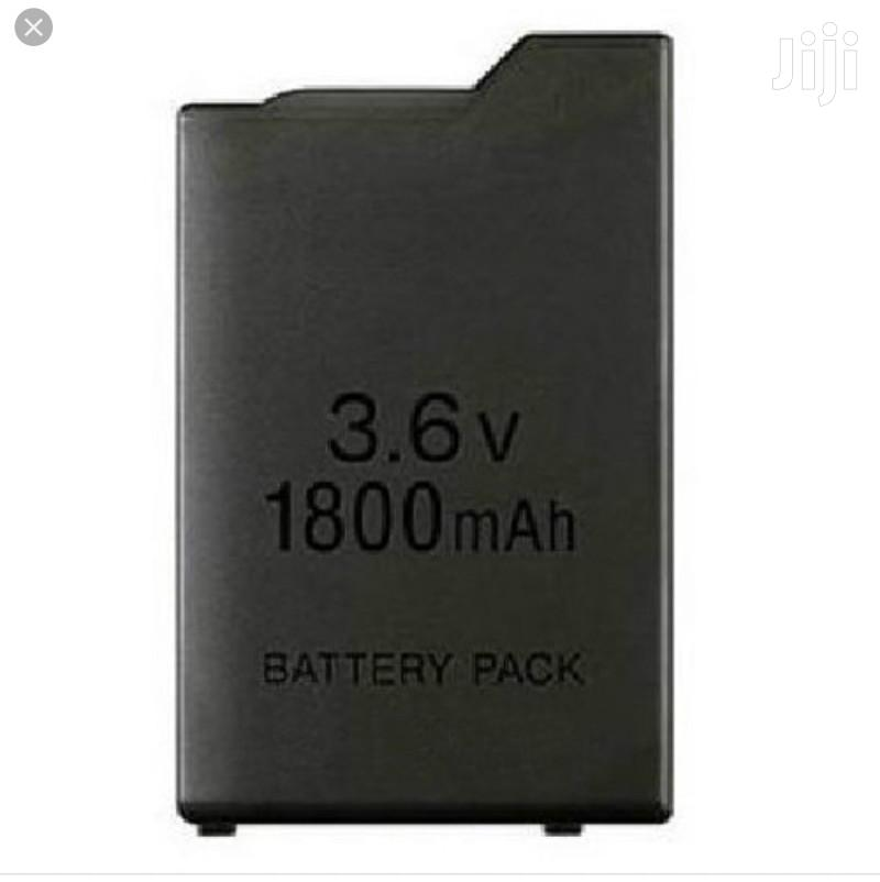 Archive: Original SONY PSP 110 Battery Pack