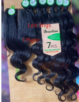 100% Human Hair | Hair Beauty for sale in Greater Accra, Korle Gonno