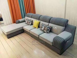 L Shaped Sofa Chair | Furniture for sale in Greater Accra, Kokomlemle