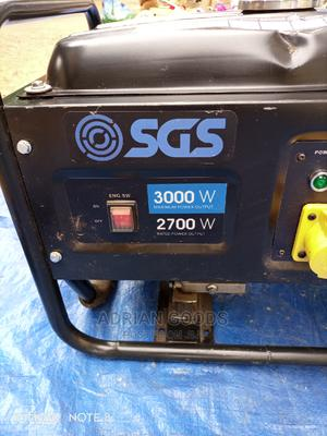 Heavey Duty Portable Petrol Generator With Wheel Kit | Electrical Equipment for sale in Greater Accra, Dansoman