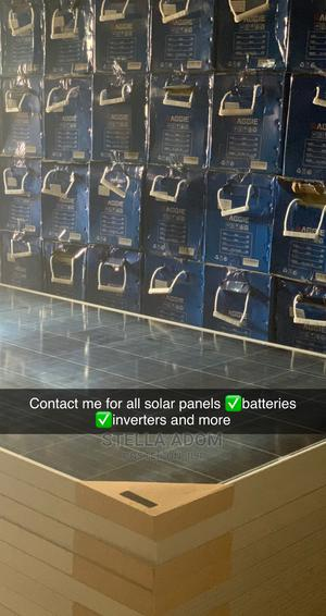 Solar Panels and Batteries   Solar Energy for sale in Greater Accra, East Legon