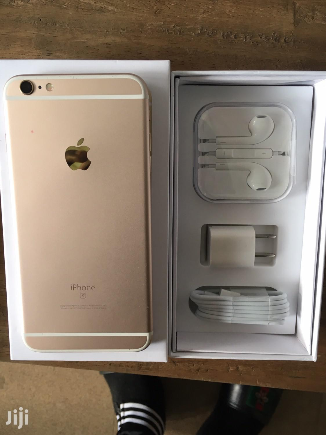 Archive: New Apple iPhone 6s Plus 64 GB Gold
