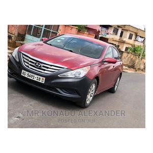 Hyundai Sonata 2011 Red | Cars for sale in Ashanti, Kumasi Metropolitan