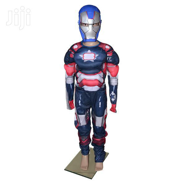 Archive: Iron Man Party Costume for Kids