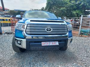 New Toyota Tundra 2017 Blue   Cars for sale in Greater Accra, Kaneshie