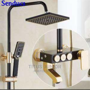 Black and Gold Shower   Plumbing & Water Supply for sale in Greater Accra, Agbogbloshie
