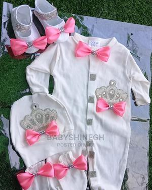 Luxury Royal Baby Set   Children's Clothing for sale in Greater Accra, East Legon
